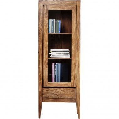 Brooklyn Nature Display Cabinet 1 Door Kare Design