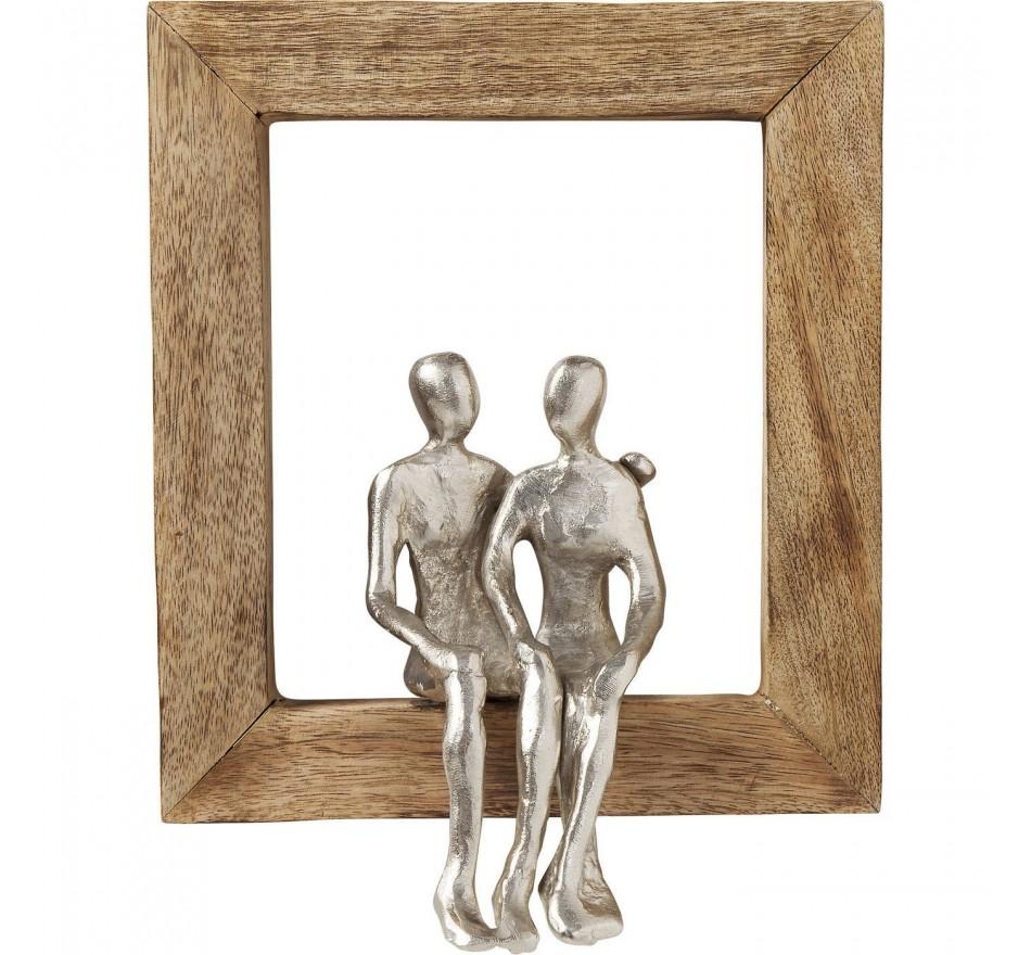 Deco Object Frame Loving Couple Kare Design
