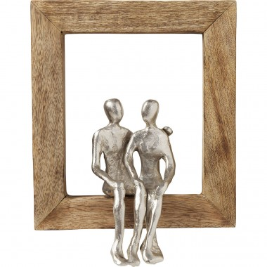 Deco Object Frame Loving Couple Kare Design