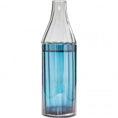 Vase Bicolore Acqua Bottle 49cm Kare Design