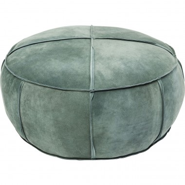 Stool Cosy Loft Dark Green Kare Design