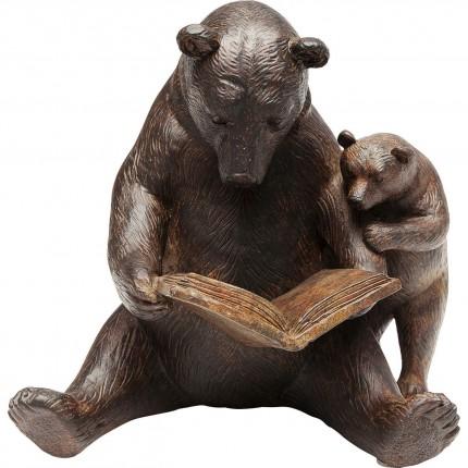 Deco Object Reading Bears Kare Design