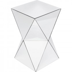 Side Table Luxury Triangle Kare Design
