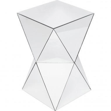 Table d'appoint Luxury Triangle Kare Design