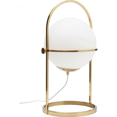 Table Lamp Swing Jazz Ball Kare Design
