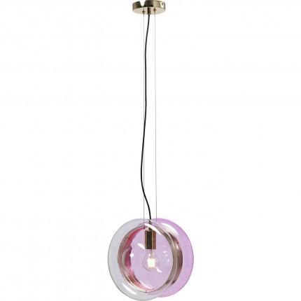 Pendant Lamp JoJo Pink Ø28cm Kare Design