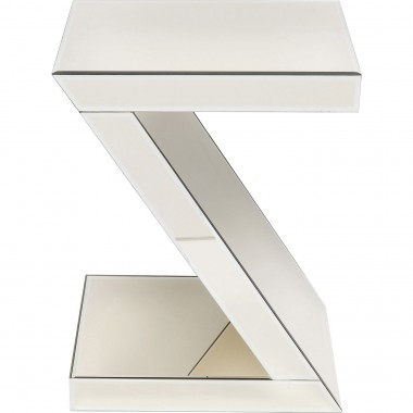Side Table Luxury Z Champagne Kare Design