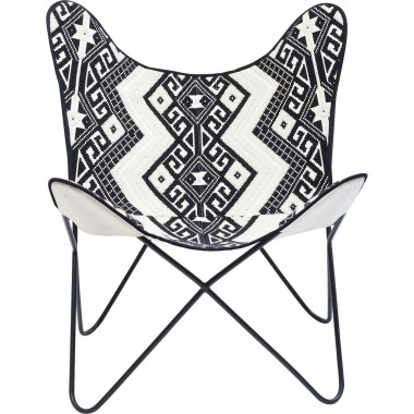 Arm Chair Butterfly Ethno Kare Design
