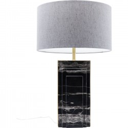 Table Lamp Charleston Marble 69cm Kare Design