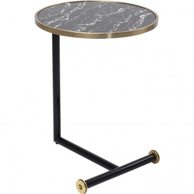 Side Table San Remo Pole Ø46cm Kare Design