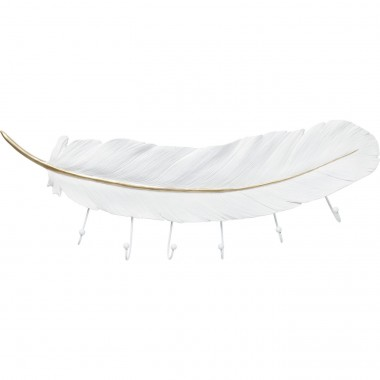 Coat Rack Feather Kare Design