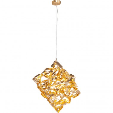 Pendant Lamp Streamers Square Kare Design