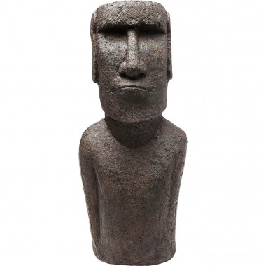 Deco Object Easter Island 59cm Kare Design