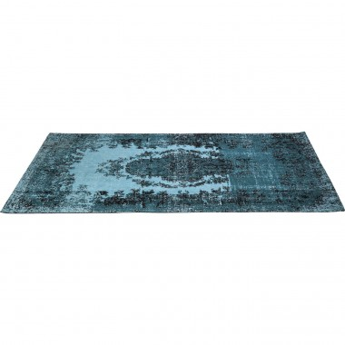 Carpet Kelim Pop Turquoise 200x140cm Kare Design