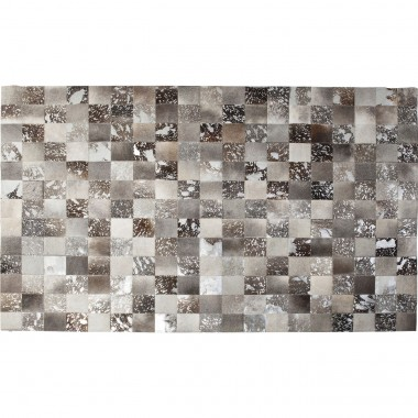 Carpet Cosmo Grey Fur 170x240cm Kare Design