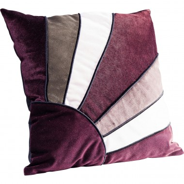 Cushion Sunlight Purple 45x45cm Kare Design