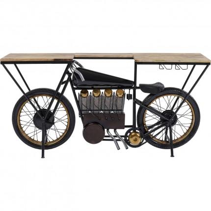 Console Motorbike Black Kare Design
