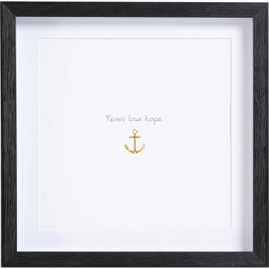 Picture Frame Anchor 33x33cm Kare Design