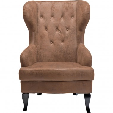 Wing Chair Vintage Kare Design