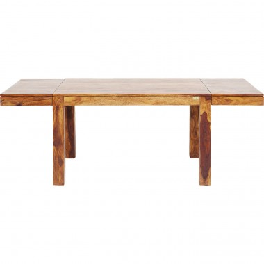 Table Momo with 2 Extension Tops 120(40+40)x80cm Kare Design