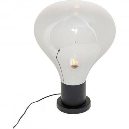 Lampe à poser Pear Schwarz 53cm