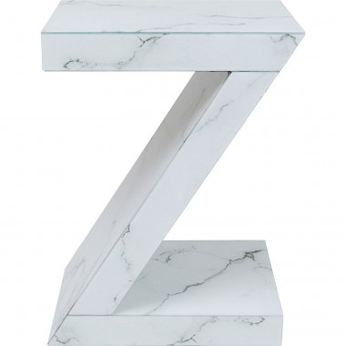 Table d appoint Luxury Z marbre