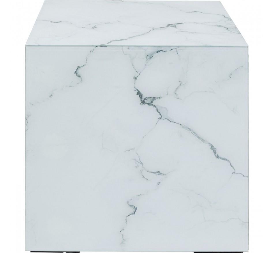 Table d appoint Luxury marbre 45x45cm