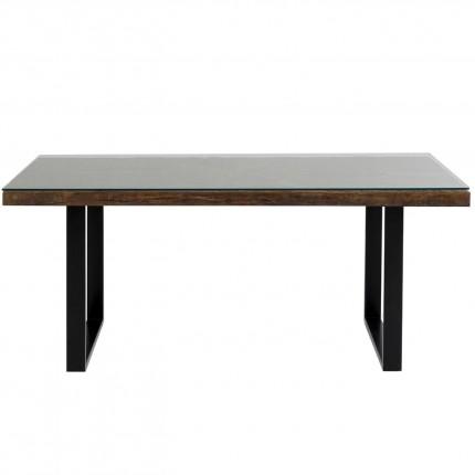 Table Conley noir 180x90