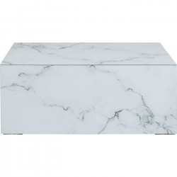 Coffee Table Luxury Marble 90x50cm Kare Design