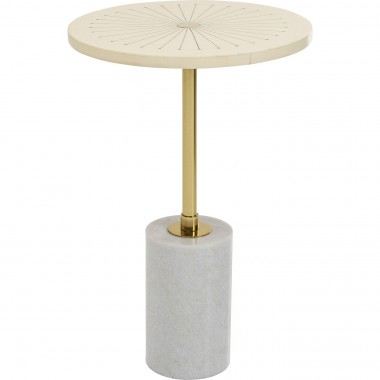 Table d appoint Sunbeam Ø40cm