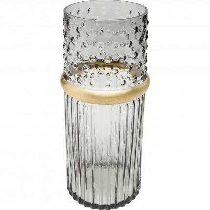 Vase LA Grey 32cm Kare Design