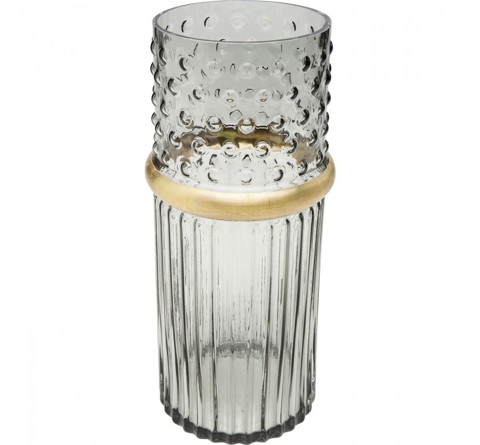 Vase LA gris 32cm