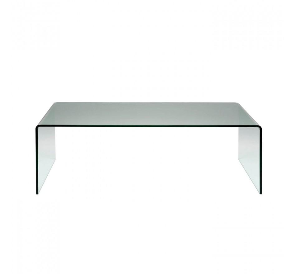 Table Basse Clear Club Basic 120x40 Kare Design