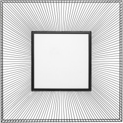 Mirror Dimension Square 91x91cm Kare Design