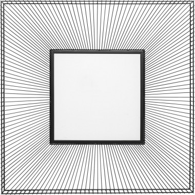 Miroir Dimension carré 91x91cm