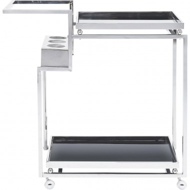 Tray Table Barfly Silver Kare Design