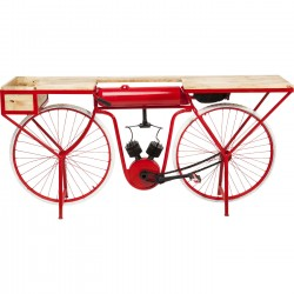 Console Bike Red Kare Design