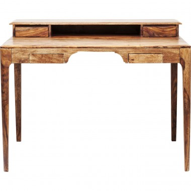 Bureau Brooklyn nature 110x70cm Kare Design