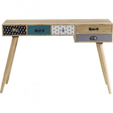 Schreibtisch Capri 118x40cm Kare Design