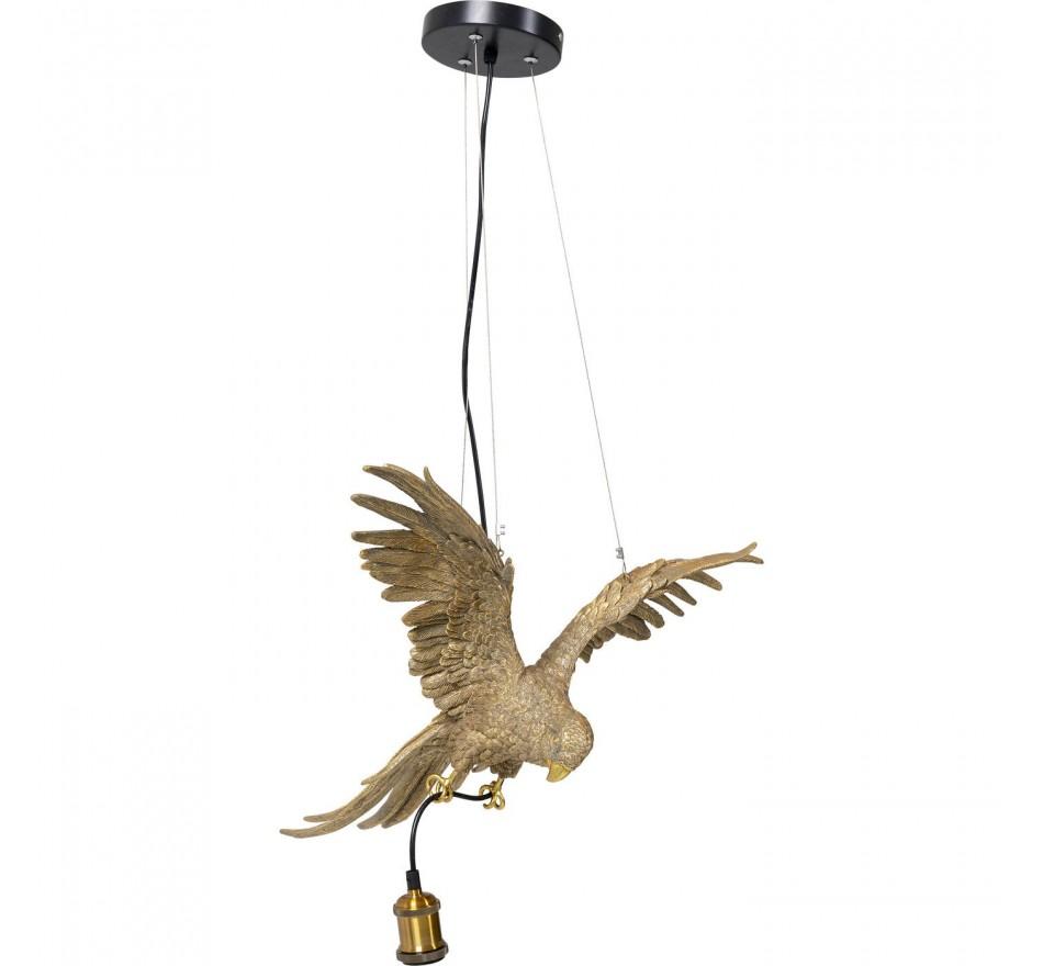 Suspension Parrot