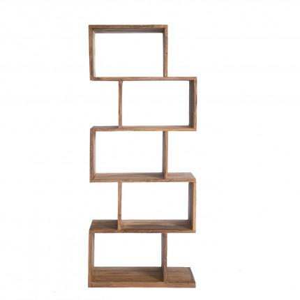 Authentico Shelf Zick Zack 150cm Kare Design