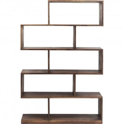 Authentico Shelf Zick Zack 150x100cm Kare Design