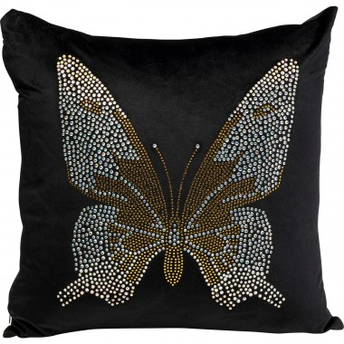 Coussin Diamond Butterfly 45x45cm