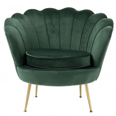 Fauteuil Water Lily vert