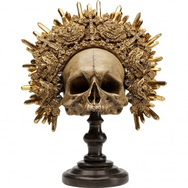 Decoratie King Skull Kare Design
