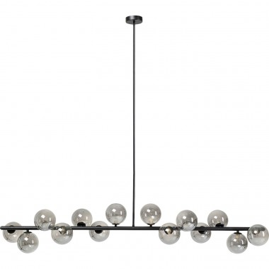 Suspension Scala Balls noir 150cm