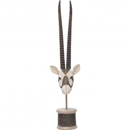 Objet décoratif Antelope Head Pearls