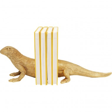 Boekensteunen Lizard (2/Set) Kare Design