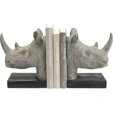 Boekensteunen Rhino (2/Set) Kare Design