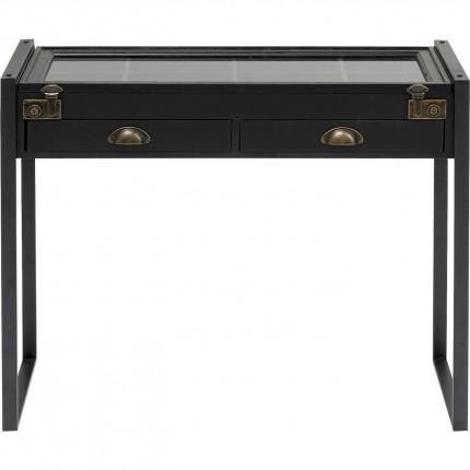 Console Collector noir 90x35